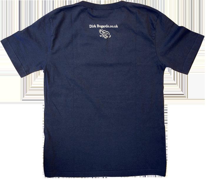 Reverse of T-shirt