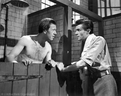 with Michael Medwin, Boys in Brown (1949)