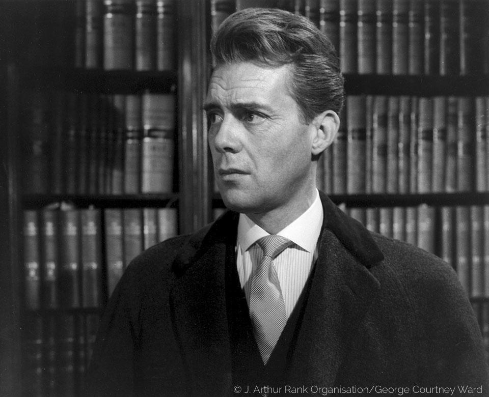 as Melville Farr, Victim (1961)