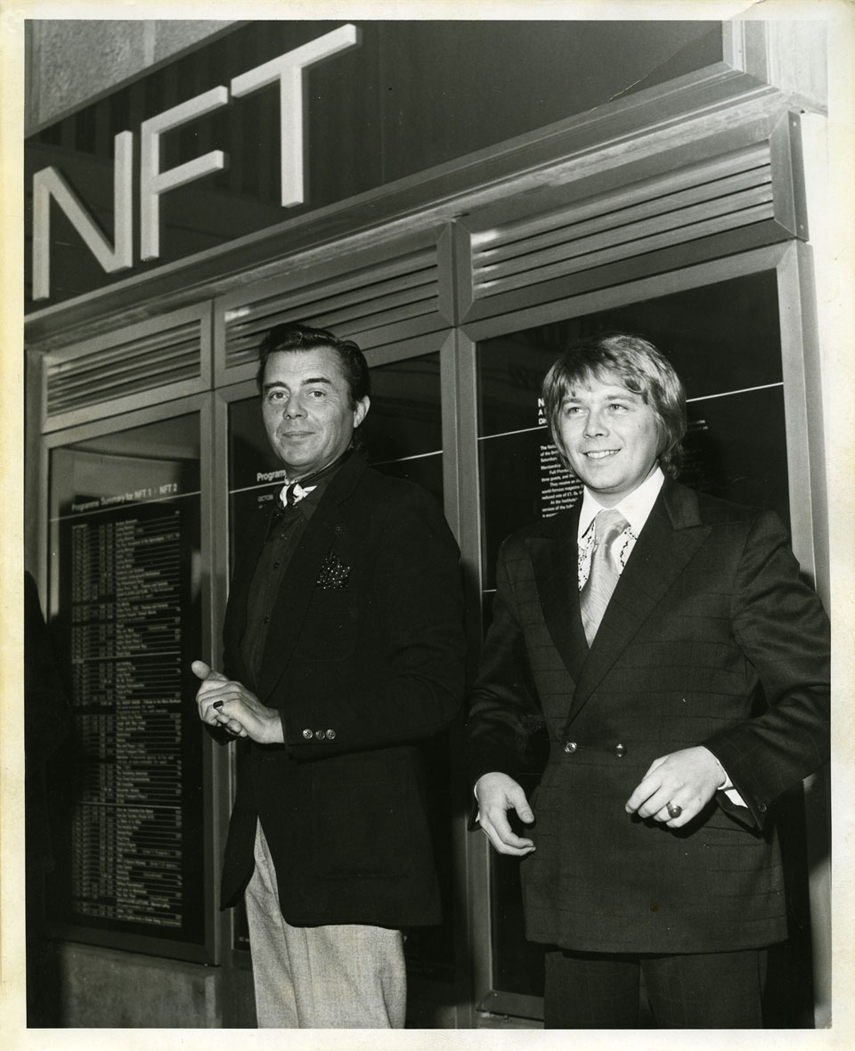 Brock at the NFT