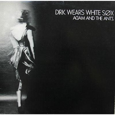 Dirk Wears White Socks