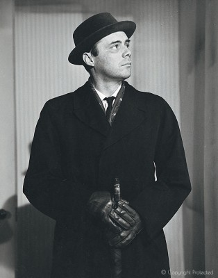 Dirk as Barrett in The Servant (1963)