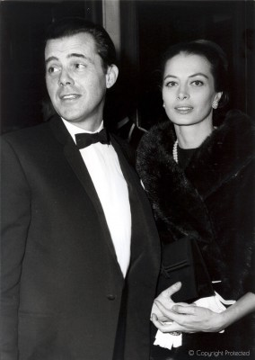 Dirk & Capucine on a Night Out