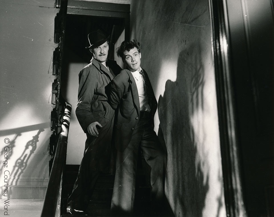 Dirk Bogarde » The Blue Lamp (1950)
