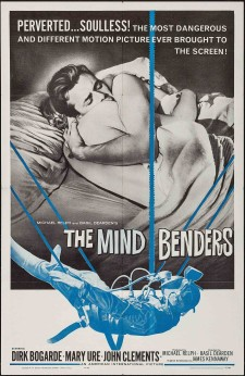 THE MIND BENDERSr-Kino Lorber Blu-ray in Fall 2019