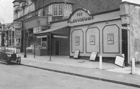 The Playhouse, Amersham