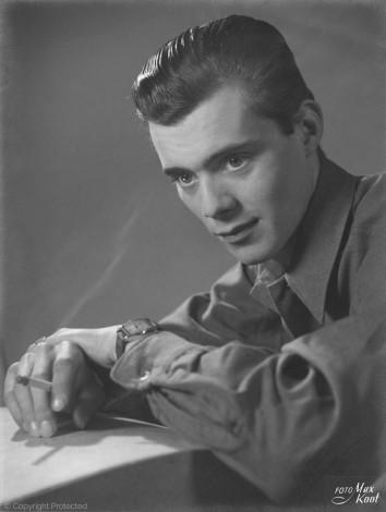 Portrait, Holland, 1945