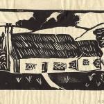 Woodcut, 1934