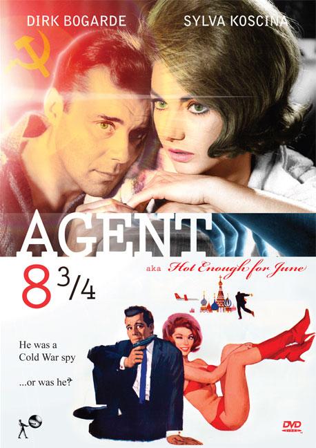 Agent 8 3/4