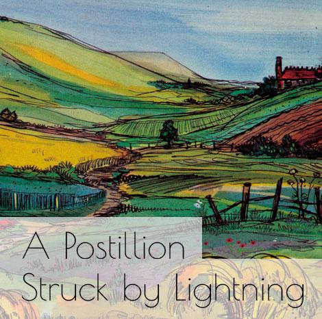 A Postillion Struck by Lightning
