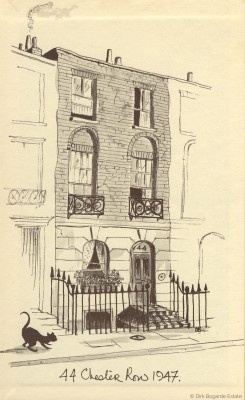 44 Chester Row - 1947